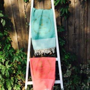 Пляжное полотенце Buldans Anchor 100×180
