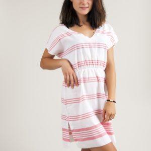 Пляжаня туника Barine Fine Cotton Dress Mercan8681694005384