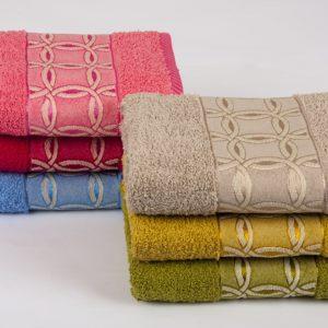 Полотенце для лица Binnur Vip Cotton 12 6 шт.