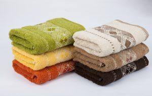 Набор банных полотенец Binnur Vip Cotton 07 6 шт. (2000022082242) Турция