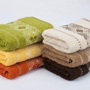 Набор банных полотенец Binnur Vip Cotton 07 6 шт.