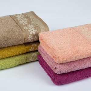 Набор банных полотенец Binnur Vip Cotton 11 6 шт.