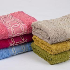 Набор банных полотенец Binnur Vip Cotton 12 6 шт.