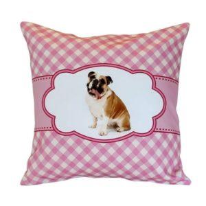 Наволочка Barine Pink Dog 40x40 100% хлопок Турция