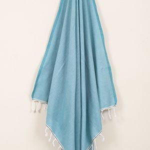 Пляжное полотенце Barine Engin Turkuaz 100×180