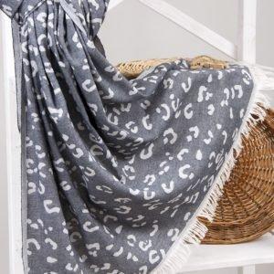 Пляжное полотенце Buldans Leopar 100×180