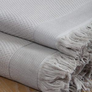 Банное полотенце Buldans Siena Stone 90×150
