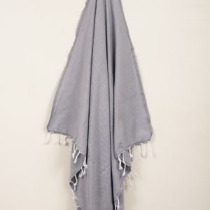 Пляжное полотенце Barine Engin Grey 100×180