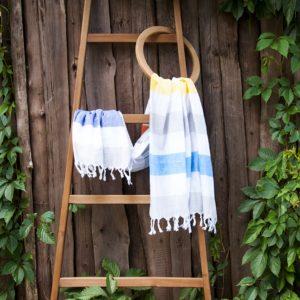 Пляжное полотенце Barine Corsica Tropikal 90×170