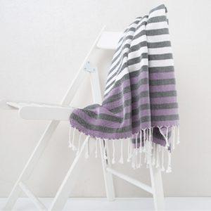 Пляжное полотенце Irya LODOS LILA 90×170