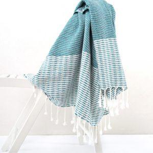 Пляжное полотенце Irya JAMAIKA PETROL-MAVI 90×170