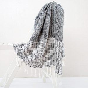Пляжное полотенце Irya JAMAIKA GRI 90×170