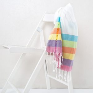 Пляжное полотенце Irya MELTEM EKRU 90×170