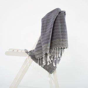 Пляжное полотенце Irya DOMINIKA GRI 90×170
