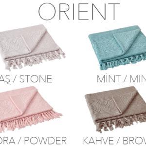 Банное полотенце Buldans Orient 90×150