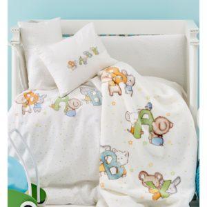 Детский Плед-Покрывало Karaca Home Playfull 100×120