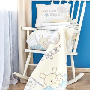 Детский Плед-Покрывало Karaca Home Champion 100×120