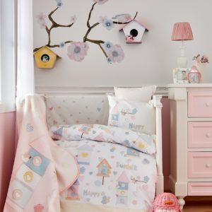 Детский Плед-Покрывало Karaca Home Happy 100×120