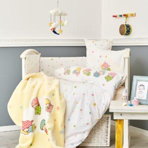 Детский Плед-Покрывало Karaca Home Sleepers 100×120