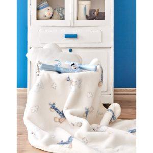 Детский Плед-Покрывало Karaca Home Tospa 100×120
