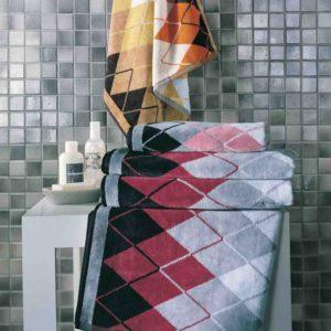 Махровое полотенце TAC Burligton 70×140