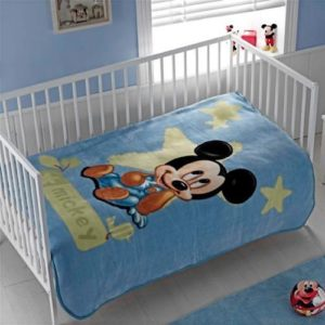 Детский плед-покрывало TAC Mickey Baby 2009 110×140