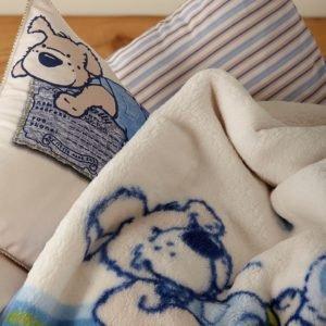 Детский Плед-Покрывало Karaca Home Mr. Pati 100×120