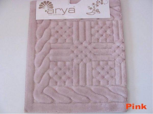 Коврик Arya 70x120 Berceste Розовый Розовый (1380046-3)