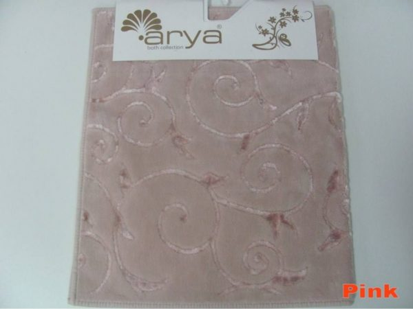 Коврик Arya 70x120 Sarmasik Розовый Розовый (1380051-1)