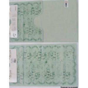 Набор ковриков Arya 60×100 Bahar Бирюзовый