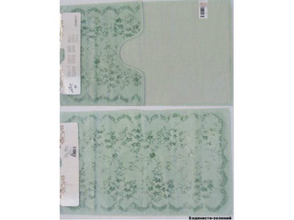 Набор ковриков Arya 60x100 Bahar Бирюзовый Бирюзовый (TR1001007-1)