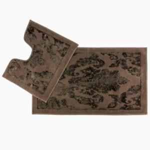 Набор ковриков Arya 60×100 Osmanlı Коричневый