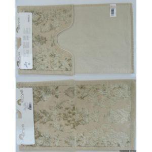Набор ковриков Arya 60×100 Osmanlı Кремовый