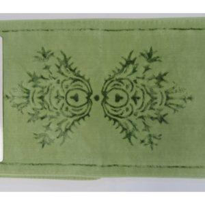Набор ковриков Arya 60×100 Zambak Зеленый