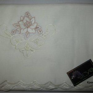 Скатерть Kayaoglu Пиколу 160Х350 Rose Кремовый