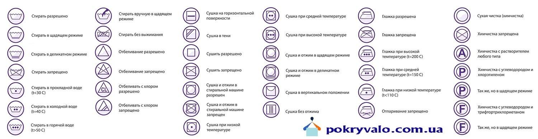комплект постельного белья Киев уход после покупки