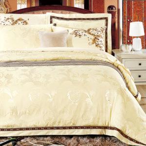 Шелковое постельное белье La Scala 3D-114