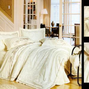 Шелковое постельное белье La Scala 3D-79
