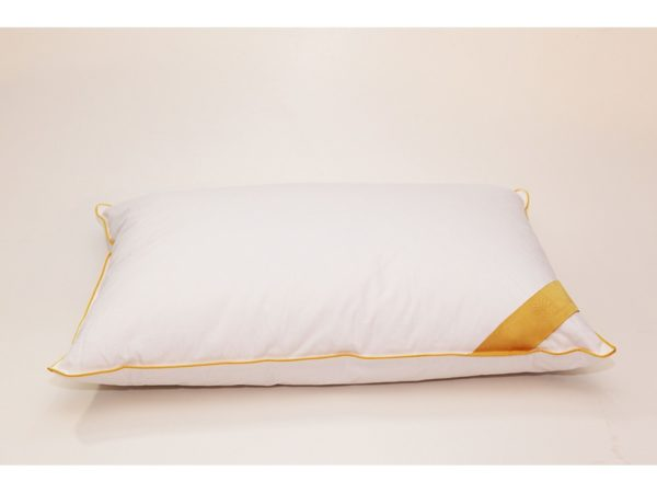 Пуховая подушка Arya Natural Line Bonetta 50x70 (TR1001135) Белый Турция