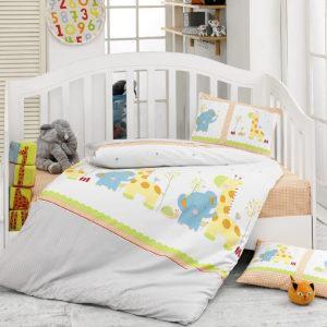 Детское постельное белье Class Bambini v1 100х150