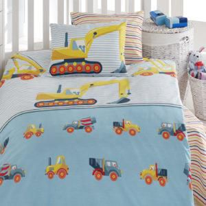 Детское постельное белье Class Insaatci v1 100х150