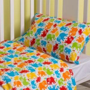 Детское постельное белье SoundSleep Kind elephant Ran-103-1 112х147