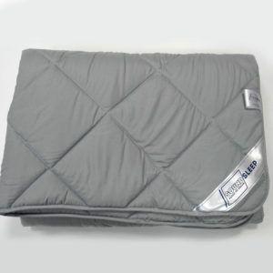 Одеяло шерстяное SoundSleep Soft Dreams серое