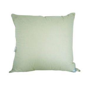 Подушка 90% пуха SoundSleep Meditation оливковая