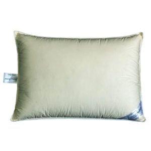 Подушка 5% пуха SoundSleep Relax оливковая 70×70