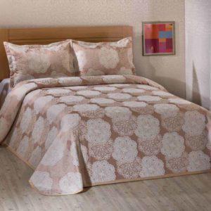 Покрывало Tropik home Roseum Bej 220×230