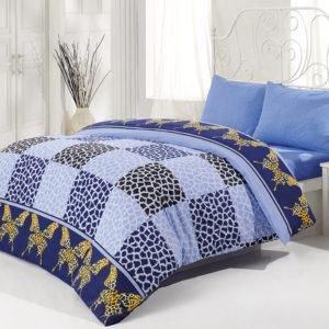 Постельное белье Anatolia 7564-02 200x220 (CB01008141) Синий