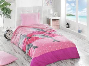 Постельное белье Anatolia 8662-02 160х220 (CB010081108) Розовый