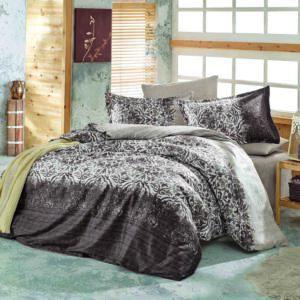 Постельное белье Class Holly Brown 200x220 (CB010078333) Коричневый