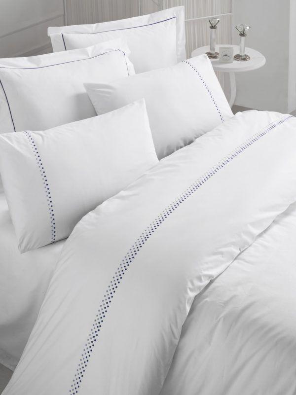 Постельное белье Cotton Box DANTE 200x220 (CB010077445) Белый
